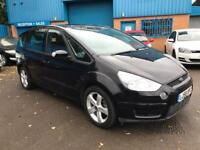 2006/56 FORD S-MAX ZETEC 1.8 TDCI # 7 SEATER # NEW CAMBELT & WATERPUMP # LOW MILES # HPI CLEAR