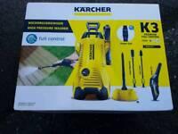 Karcher K3 Premium Full Control Home Pressure Washer 230V 150£ ONO