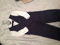 Baby boys linen suit 2-3 years