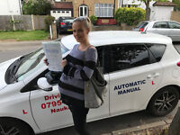 OFFER 2 Lessons £45 AUTOMATIC,MANUAL, West norwood,Streatham,Driving school, instructors