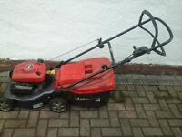Mountfield SP474 Self Propelled Petrol Lawnmower... SERVICED