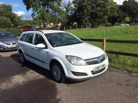 2008 Vauxhall Astra 1,3 litre diesel 5dr estate 2 owners