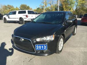 2012 Mitsubishi Lancer SE...Moonroof, Leather buckets, Alloys, S Kingston Kingston Area image 4