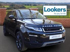 Land Rover Range Rover Evoque TD4 SE TECH (black) 2015-10-13