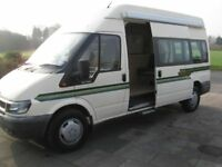 UK MOTORHOME / CAMPERVAN BUYERS TOP CASH OFFERS INSTANT COLLECTION CALL TONY ON 01695372072