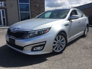 2014 Kia Optima EX LEATHER PANORAMIC ROOF