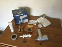 KENWOOD MINCER ATTACHMENT - hardly used! BARGAIN!!