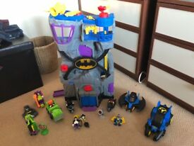 Batman Imaginext Bundle