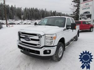 2015 Ford Super Duty F-250 XLT FX4 Crew Cab, 37,113 KMs, 6.2L