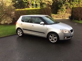 2008 Skoda Fabia diesel new model