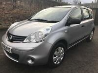 Nissan Note 1.4 - Long Mot