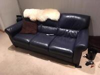 Free- sofa+ 2 single arm chairs