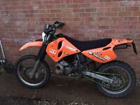 For sale ktm 250 exc