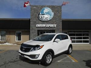 2013 Kia Sportage LX! LOOK AWD! FINANCING AVAILABLE!