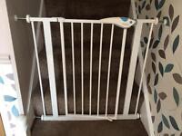 Kids stair safety gates