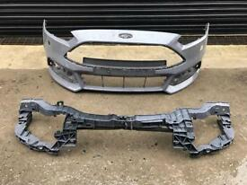 Ford Focus ST 2015 2016 2017 Genuine front bumper + Slam panel for sale