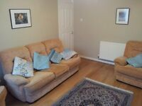 Immaculate 2 bed ground floor flat in Harrier Road, Haverfordwest. Perfect home or investment