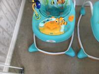 Finding dory baby walkers for sale