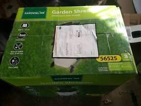 Lidl Garden Shredder