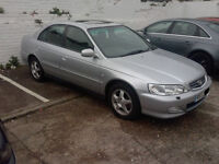 Honda Accord 2002 2.0i V-tec (SE Executive) Full options, full working, good condition.