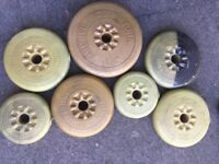 York Barbell Weights