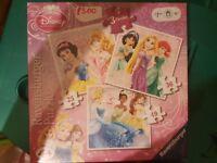 Brand new Disney princesses jigsaw
