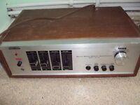 Vintage Federal amp