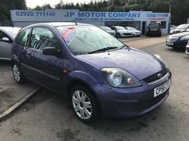 2006 FORD FIESTA STYLE 3 THREE DOOR ***LOW MILEAGE ***