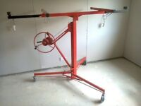 11ft Plasterboard Hoist - Lift/Lifter Tool