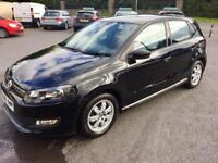 VOLKSWAGEN POLO 1.2 TDI, 2012, ONLY 55,000 MILES **FINANCE THIS FROM AS LITTLE AS £39 PER WEEK**
