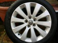"Vauxhall Astra J 17"" alloys ( petrol )"