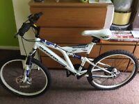 muddy fox 24inch mountain bike