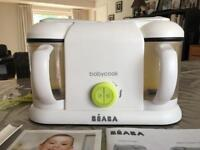 Beaba Babycook Plus Food Processor (Neon)
