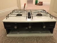Flavel Vanessa gas grill/stove for camping/fishing/van
