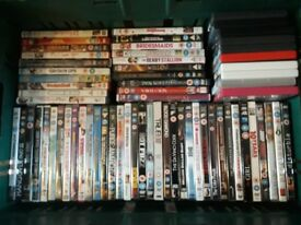 Dvds. 66 mixed