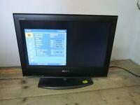 sony bravia 26 inch lcd tv , good working order,