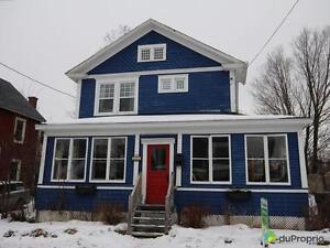 259 000$ - Maison 2 étages à Sherbrooke (Jacques-Cartier)