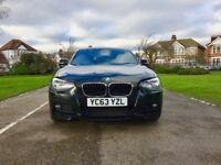 Automatic | 2013 BMW 1 Series 2.0 118d M Sports| Low Mileage | SatNave | Like A3 Focus Polo Golf Bmw