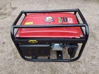 Portable Petrol Generator 230V/ 400V/ 12V