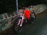 40 MPH + Santa Cruz electric bike