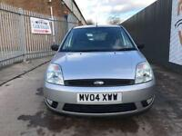 FORD FIESTA 1.4 ZETEC 16V 5 DOOR HATCH