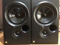 kef coda 7 high resolution stereo loudspeaker Very good