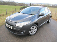 Renault Megane 2010 1.5 DCi 106 Dynamique 6 spd . £30 RFL ~ FULL DEALER HISTORY ~ YEARS MOT ~ £3250