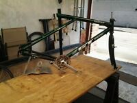 Gents GT Triple Triangle Frame 20.5.