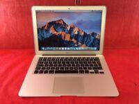 Apple MacBook Air A1369 13 inch i7 Processor, 4GB Ram, 256GB, 2011 +WARRANTY, NO OFFERS L391