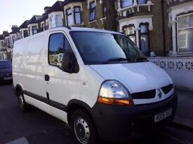 MAN WITH VAN SERVICES starts from £15. /p/h