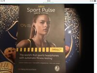JABRA SPORTS PULSE EARBUDS BRAND NEW
