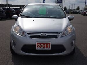 2011 Ford Fiesta SEL | AUTO | BLUETOOTH | ALLOYS | HEATED SEATS  Stratford Kitchener Area image 10