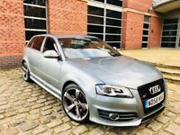 2008 Audi S3 Sportback, Audi, S3, ***360BHP***, Sportback, S3, RS3, REVO, Black edition, S Line,