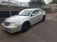 Chrysler sebring 2.0L Turbo Deisel 2009
